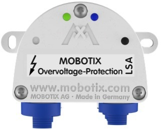 Overvoltage-Protection-Box-LSA Overvoltage-Protection-Box